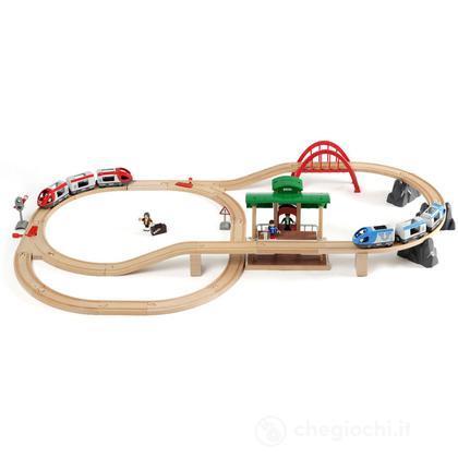 Ferrovia doppio percorso (33512)