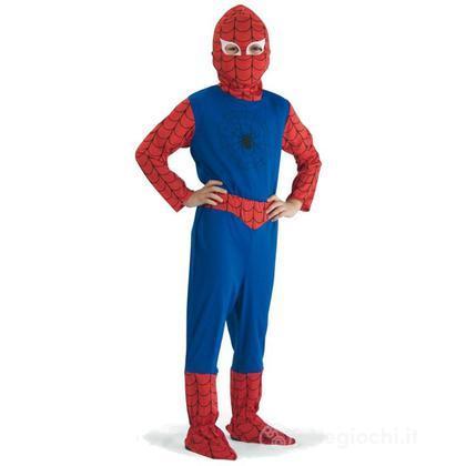 Costume Spider Boy in busta taglia V (68512)