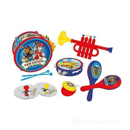 Set Strumenti Musicali Paw Patrol