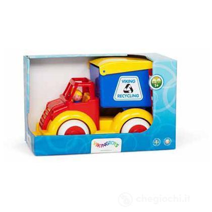 Gift boxes - Super camion nettezza urbana con 2 personaggi