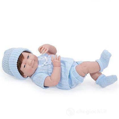 Bebè Vestitino Azzurro 38 (JT36643)