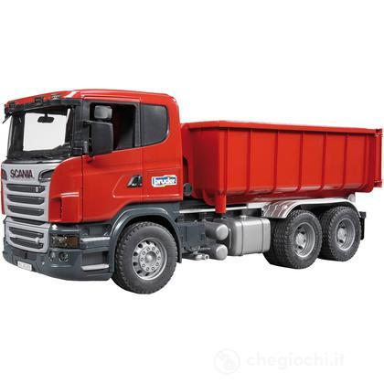 Scania R-Series camion container (3522)