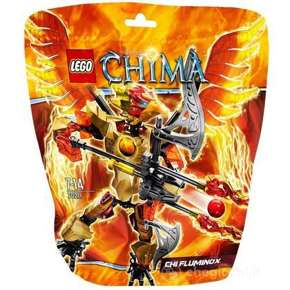 CHI Fluminox - Lego Legends of Chima (70211)