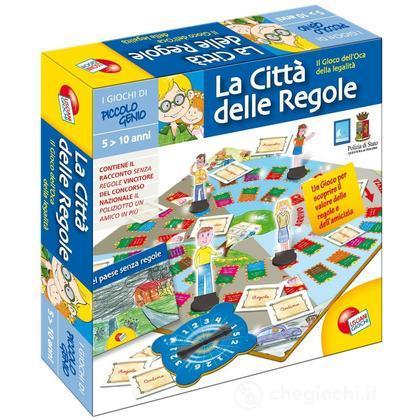 Piccolo Genio La Città delle Regole (35243)