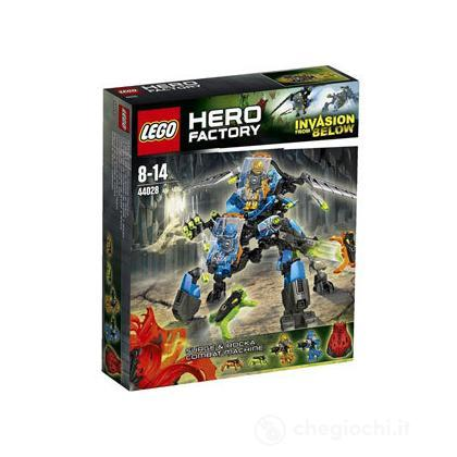Robo-macchina da combattimento di Surge - Lego Hero Factory (44028)