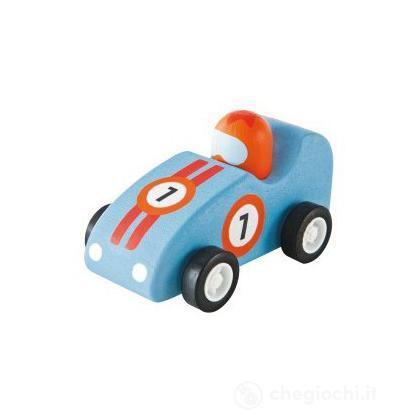Macchinina F1 azzurro (82526)