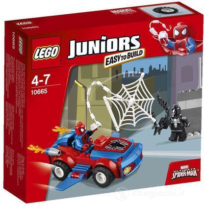 L'inseguimento di Spider-Man - Lego Juniors (10665)