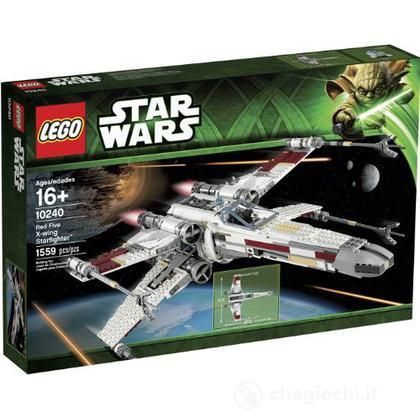 Red Five X-wing Starfighter - Lego Star Wars (10240)