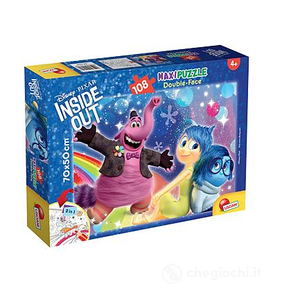 Puzzle Double Face Supermaxi 108 Inside Out Bing Bong (55326)