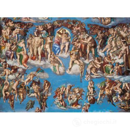 3000 pezzi - Michelangelo - Giudizio Universale (33533)