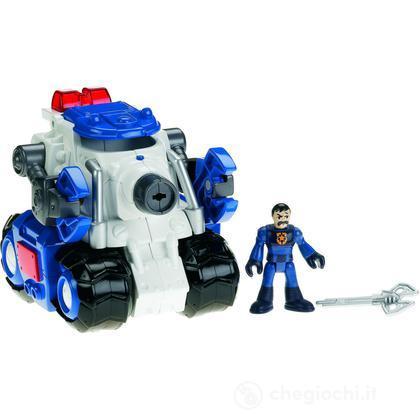 Veicolo base Robo Police    (T4544)