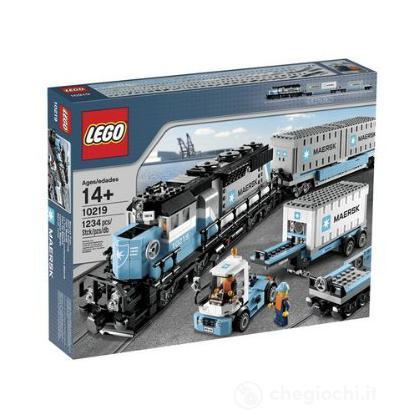 LEGO Speciale Collezionisti - Mersk Train (10219)
