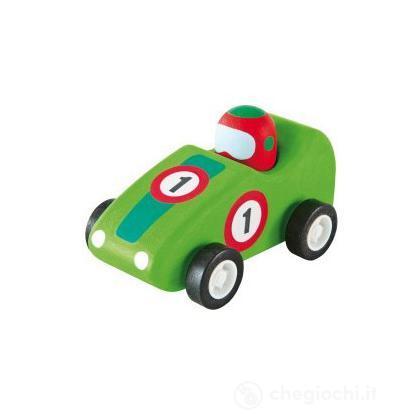 Macchinina F1 verde scuro (82534)