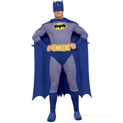 Costume Batman - The brave and the bold. Adulto taglia M 48 (R 889053)