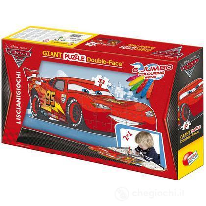 Puzzle 33pz da colorare Cars (35427)