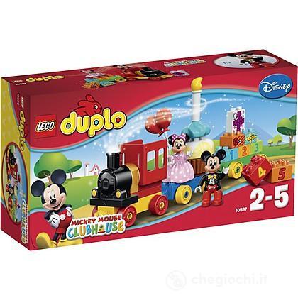 Il Trenino di Topolino e Minnie - Lego Duplo Disney (10597)
