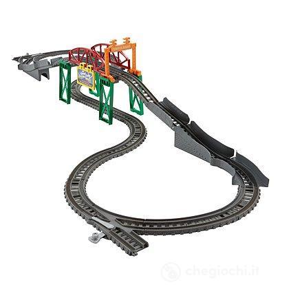 Pista Track Master Il Cavalcavia di Tidmouth (DFM61)