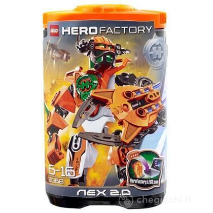 LEGO Hero Factory - Nex 2.0 (2068)