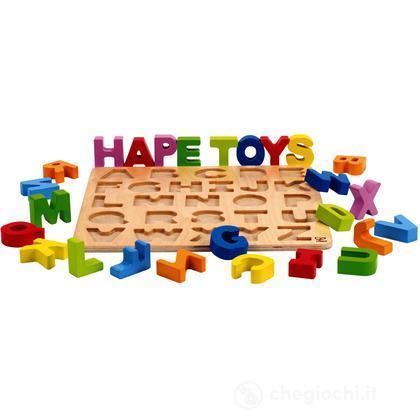 Puzzle delle Lettere (E1502)