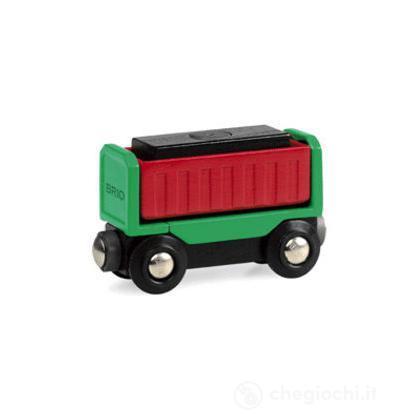 Vagone trasporto merci