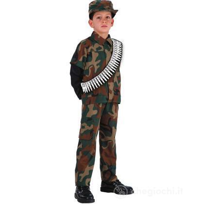 Costume Militare in busta taglia V (68549)