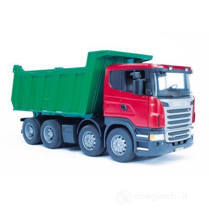 Camion Scania R ribaltabile (3550)