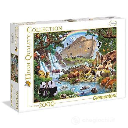 L'arca di Noè 2000 pezzi High Quality Collection (32550)