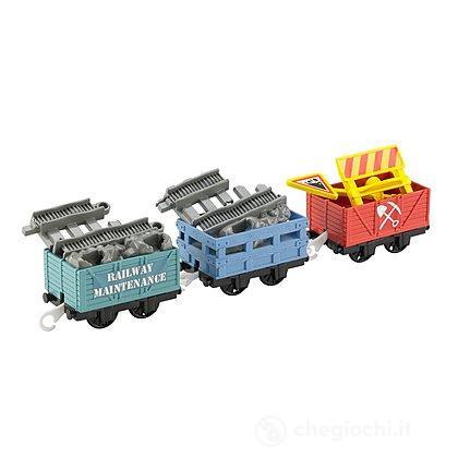 Thomas & Friends Trackmaster set lavori in corso