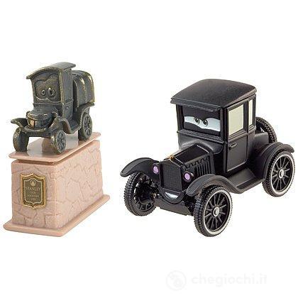Stanley Statua e Lizzie Cars 2 Pack (DHL17)