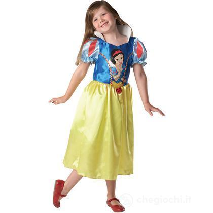 Costume Biancaneve taglia M