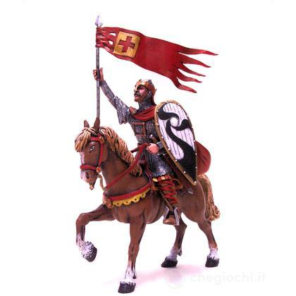 Cavalieri - Guglielmo il conquistatore a cavallo
