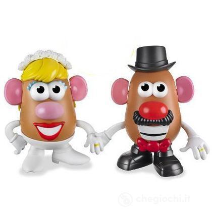 Mr & Mrs Potato in love