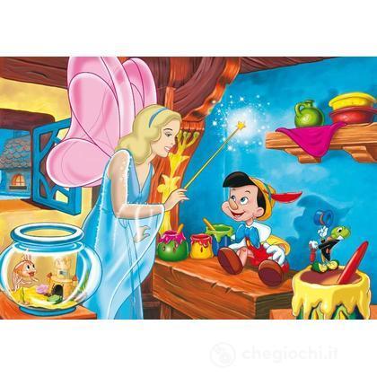 Puzzle Maxi 104 Pezzi Pinocchio (235590)
