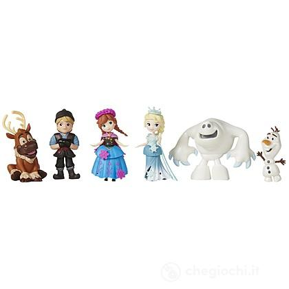 Frozen Small Doll Collection Pack (B5198EU4)