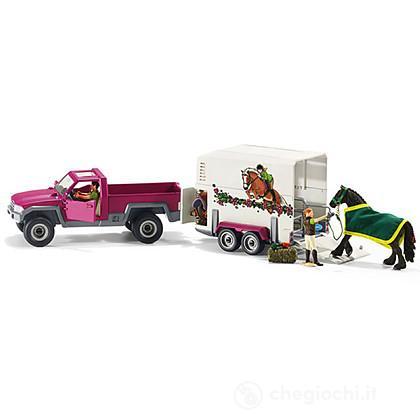 Pick Up Con Cavallo (42346)