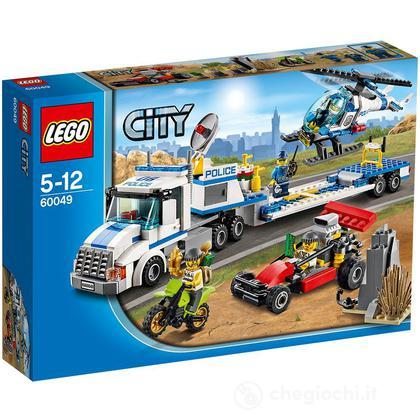 Bisarca Elicottero - Lego City (60049)