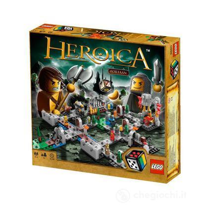 LEGO Games - Heroica - Castello Fortaan (3860)