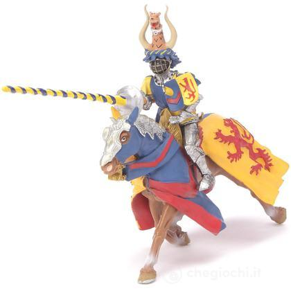 Cavalieri - Cavaliere del leopardo a cavallo