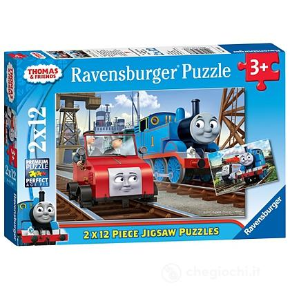 Puzzle Thomas & friends (7568)