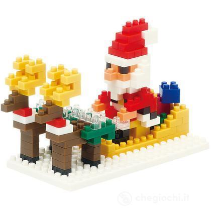 Babbo Natale e Renna
