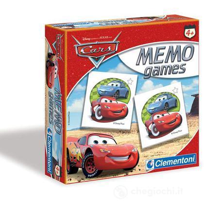 Memo Games Cars