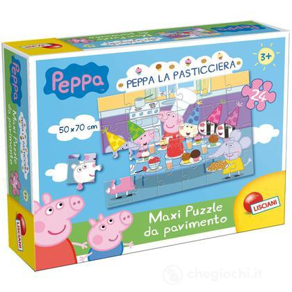 Puzzle Da Pavimento 24 Peppa Pasticciera