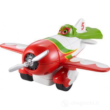El Chupacabra Carica e vola Planes (X9512)