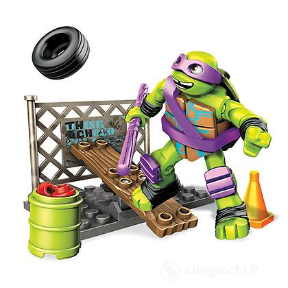 Teenage Mutant Ninja Turtles - Skate Training Donnie Jump