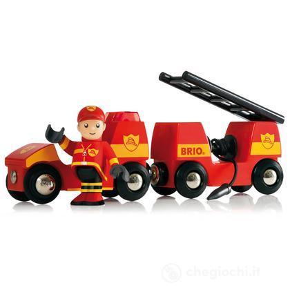 Auto dei pompieri luci e suoni (33576)