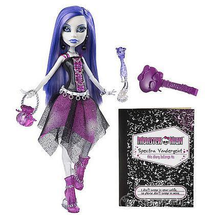 Monster High Doll - Spectra Vondergeist (X4615)