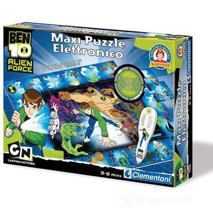 Maxi Puzzle interattivo Ben 10 alien force