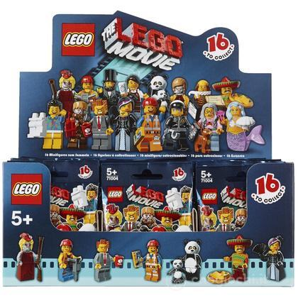 Espositore Personaggi Lego da collezione serie The Movie (71004)