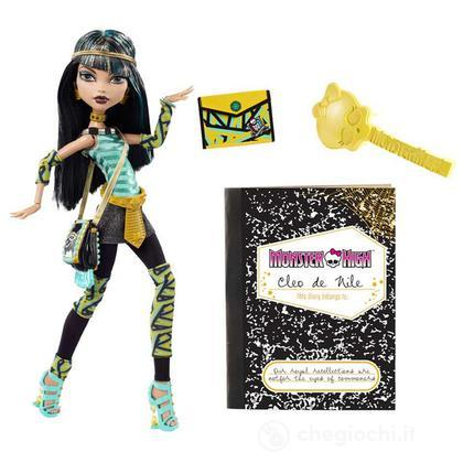 Monster High Doll - Cleo de Nile  (X4619)