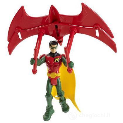 Robin Tech Glider - Batman Personaggi Base (BHC72)